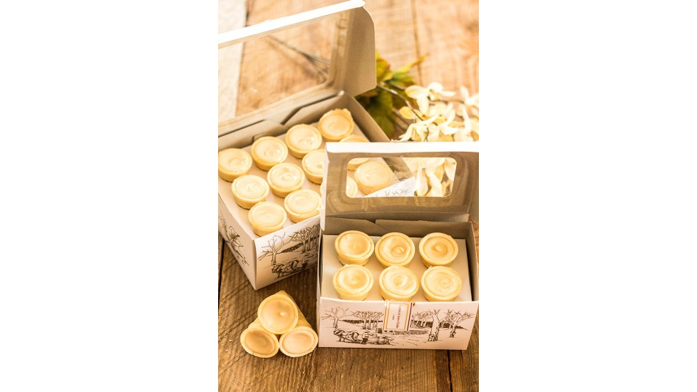 Cornets beurre d'érable - 6 X