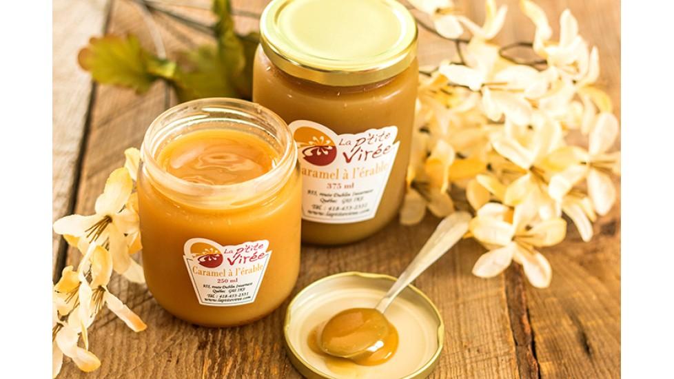 Caramel à l'érable - 375 ml