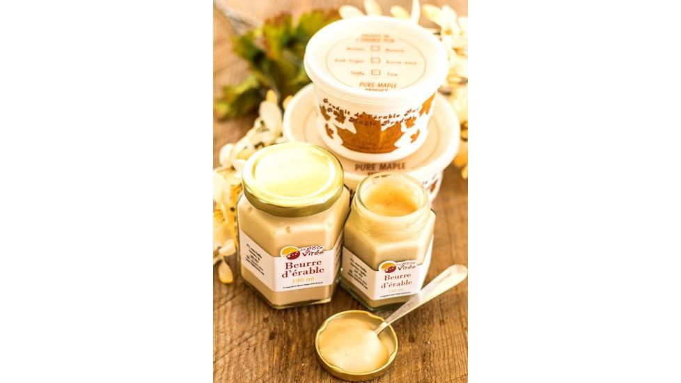 Beurre d'érable - 500 gr