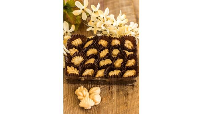 Bonbons d'érable (type sucre mou) - bte 40 unités