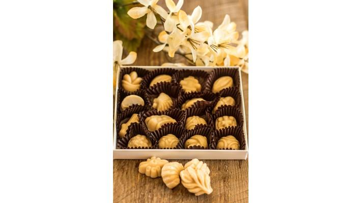 Bonbons d'érable (type sucre mou) - 16 unités